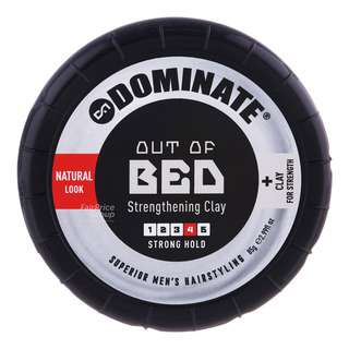 Dominate Men's Hairstyling Strengthening Clay - Out of Bed