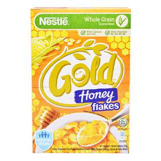 Nestle Cereal - Honey Gold Cornflakes