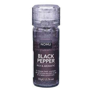 Nomu Grinder - Black Pepper