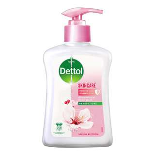 Ensuring proper hand hygiene habits with Dettol Liquid Handwash can act as the first line of defense in protection from various illnesses.