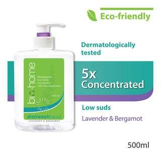Bio-Home Dishwash Liquid - Lavender & Bergamot