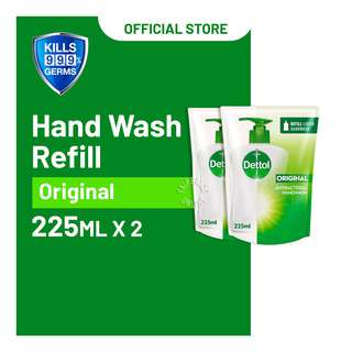 Dettol Anti-Bacterial Hand Wash Refill - Original