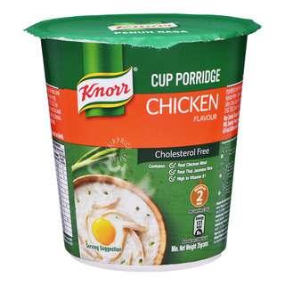 Knorr Instant Cup Porridge - Chicken