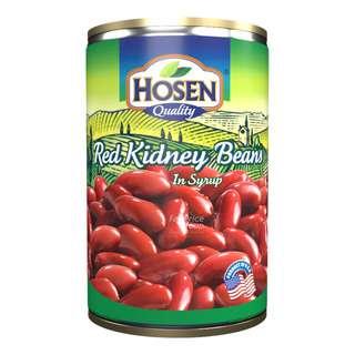 Hosen Red Kidney Beans in Brine