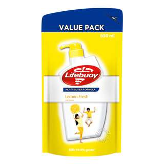 Lifebuoy Antibacterial Body Wash Refill - Lemon Fresh