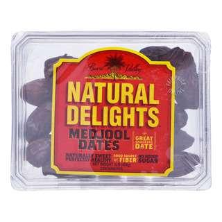 Bard Valley Natural Delights Dates - Medjool