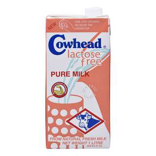 Cowhead UHT Milk - Lactose Free