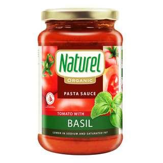 Naturel Organic Pasta Sauce - Tomato with Basil