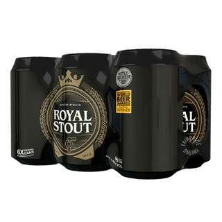 Danish Royal Stout Can Beer