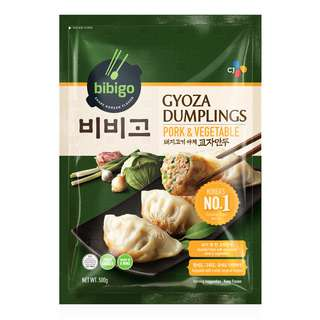CJ Bibigo Dumplings - Pork & Vegetables