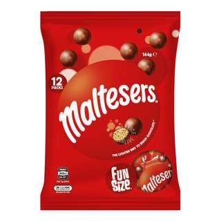 Maltesers Milk Chocolate - Fun Size