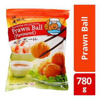 Seawaves Frozen Premium Prawn Ball