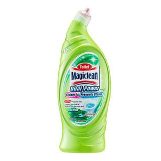 Magiclean Dual Power Toilet Cleaner - Forest Fresh