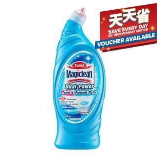 Magiclean Dual Power Toilet Cleaner - Ocean Fresh