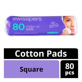 Swisspers Cotton Pads - Square