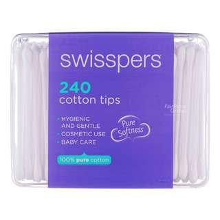Swisspers Dual Cotton Tips