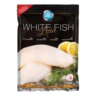 Fish Bay Frozen White Fish Loin