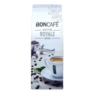 Boncafe Ground Coffee Beans - Royale Viennese