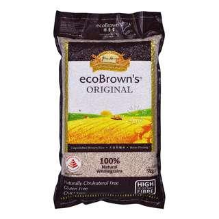 EcoBrown's Unpolished Brown Rice - Original