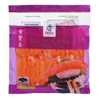 Seaco Frozen Snow Crab Flavoured Leg Meat