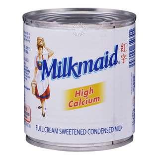 Milkmaid Sweetened Condensed Milk - Full Cream (High Calcium)