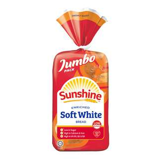 Sunshine Bread - Jumbo Pack Enriched Soft White