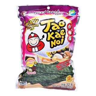 Tao Kae Noi Crispy Seaweed - Japanese Sauce