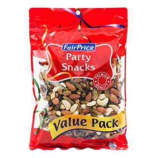 FairPrice Snacks - Natural Fruits and Nuts