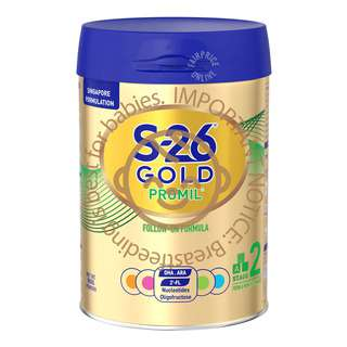 Wyeth S26 Promil Gold Follow On Milk Formula - Step 2