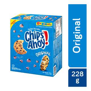 Kraft Chips Ahoy Chocolate Chip Cookies - Original