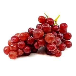 Australian Red Seedless Grapes
