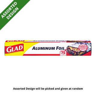 Glad Aluminum Foil (75 square feet)