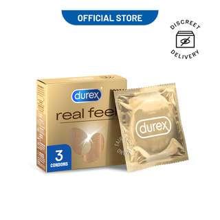 Durex Condoms - Real Feel
