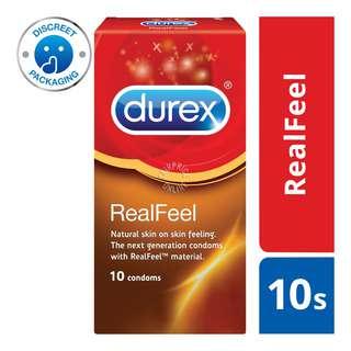 Durex Condom - Real Feel (56mm)