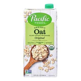 Pacific Organic Non-Dairy Beverage - Oat