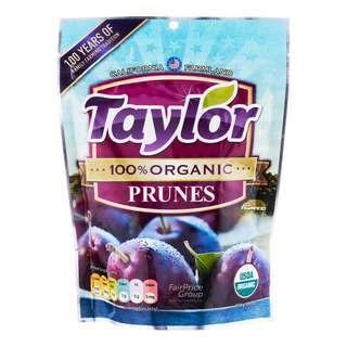 Taylor 100% Organic Prunes