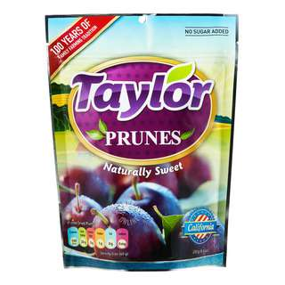 Taylor Naturally Sweet Prunes