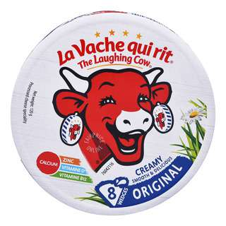 The Laughing Cow Cheese Spread - Creamy & Milky