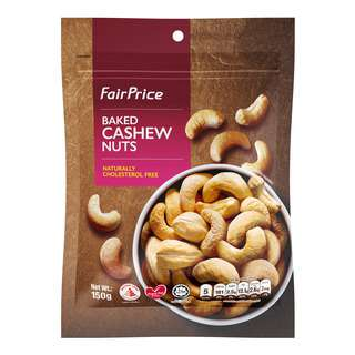 FairPrice Baked Cashew Nuts