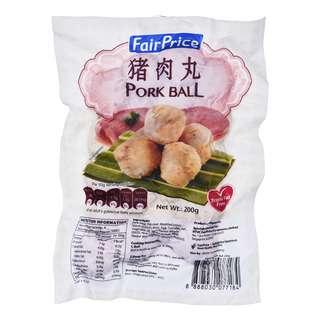 FairPrice Pork Ball