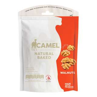 Camel Natural Baked Walnut