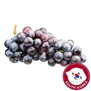 Korean Campbell Grape