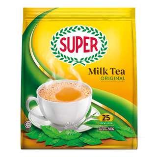 Super 3 in 1 Instant Milk Tea - Original
