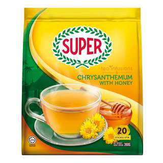 Super Instant Tea Infusions - Chrysanthemum with Honey