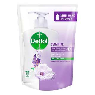 Dettol Anti-Bacterial Hand Soap Refill - Sensitive