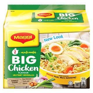 Maggi Big 2-Minute Instant Noodles - Chicken