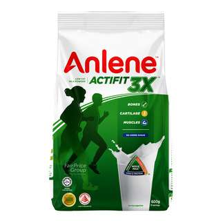 Anlene is the 1st Adult Milk brand in Singapore with FOS-Inulin and calcium absorption claim approved by the Agri-Food & Veterinary Authority of Singapore (AVA).