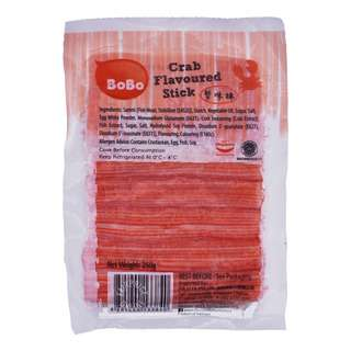BoBo Crab Flavoured Stick