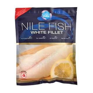 Fish Bay Frozen Nile Fish White Fillet