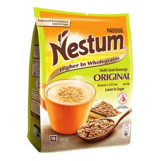 Nestle Nestum 3 in 1 Instant Cereal Milk Drink - Original